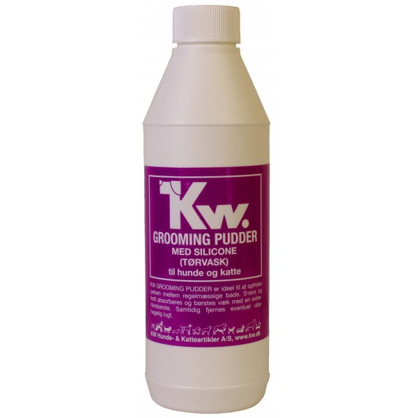 Kw Grooming pudr SILICONE